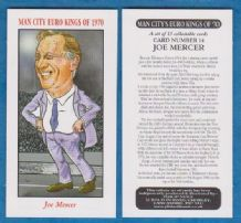 Manchester City Joe Mercer
